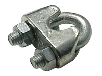 "Seilklemme 1/8"" 3mm"