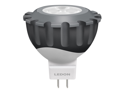 LEDON LED Lampe MR16 GU5,3 8W 2700K 12V 60° dimmbar