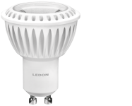 LEDON LED Lampe MR16 GU10 8W 2700K 230V 60°