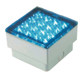 LED Brick Light, blau, System GDC12