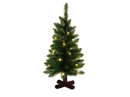 k nstlicher weihnachtsbaum sorgt mit seiner beleuchtung f r weihnachtlichen zauber in ihrem garten. Black Bedroom Furniture Sets. Home Design Ideas