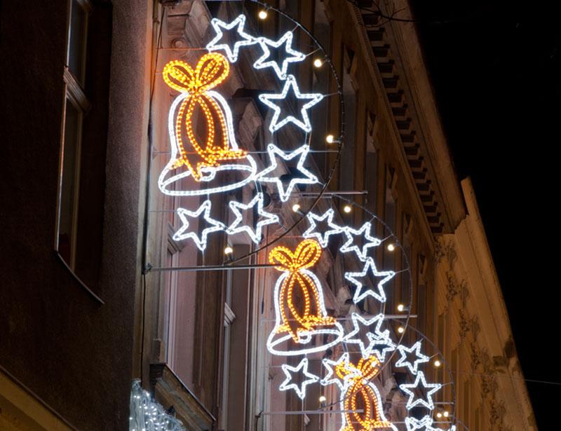 Weihnachtliche 2D-Motive