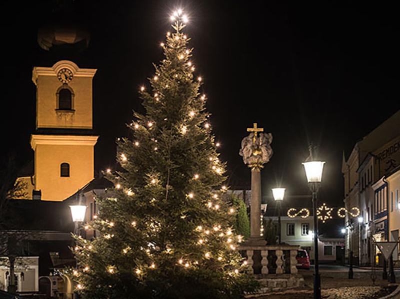 Weihnachtsbeleuchtung für Bäume