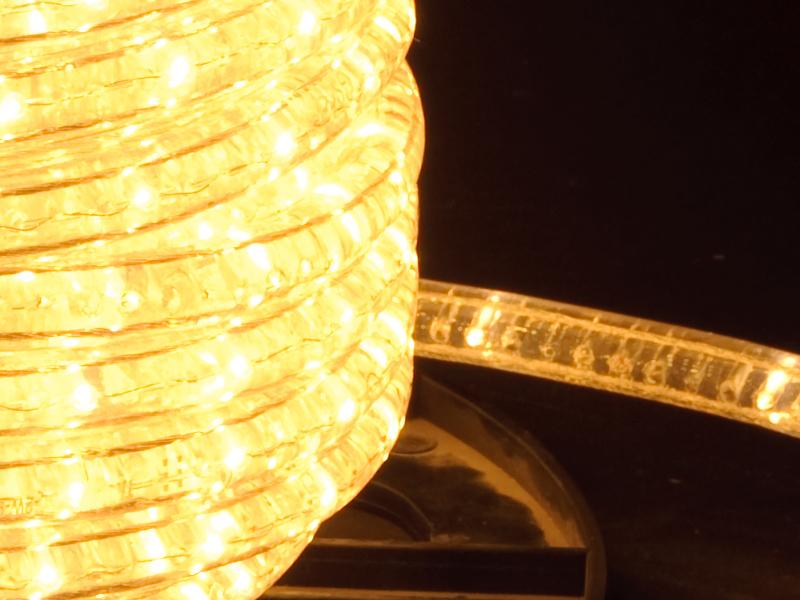 Lichtschlauch 230V mit Lämpchen