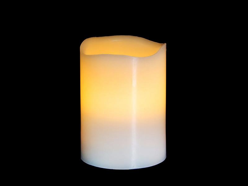 LED-Kerzen und Teelichter mit Batterie