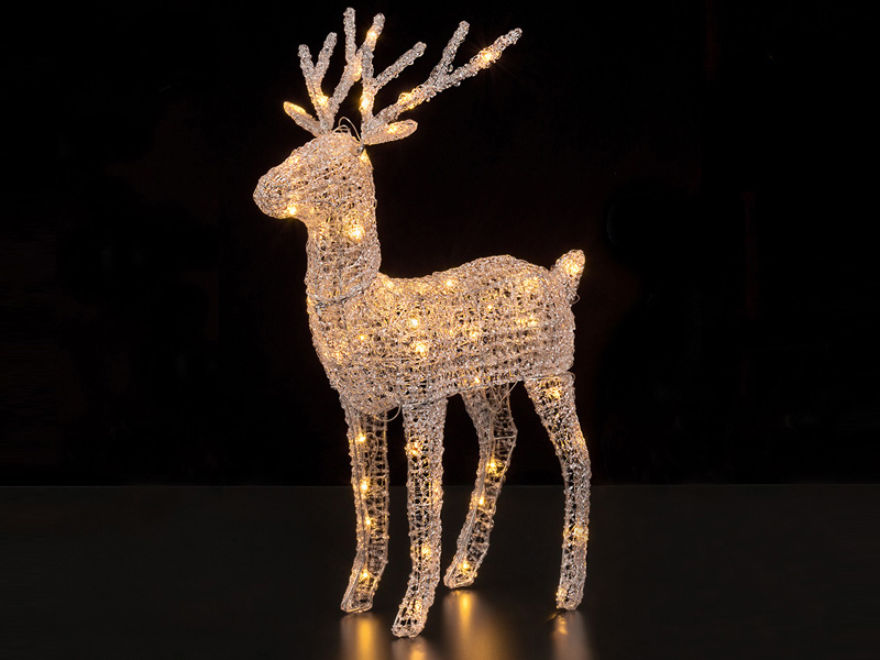 Weihnachtsfiguren 3D