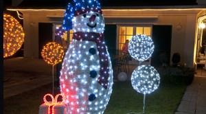 Weihnachtsbeleuchtung Aussen Motive.Blog
