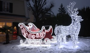 Prachtvolle Weihnachtsfiguren von Leso