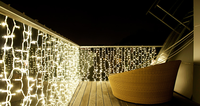 Led Weihnachtsbeleuchtung Balkon.Slideshow