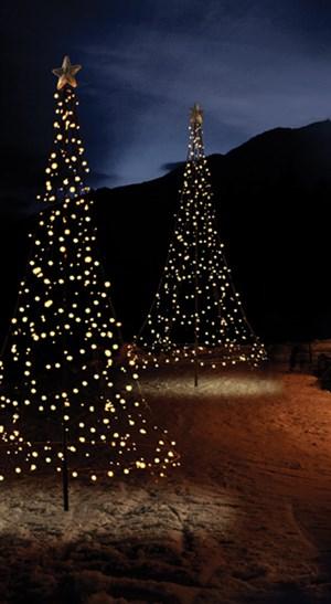 Fairybell Lichtbäume