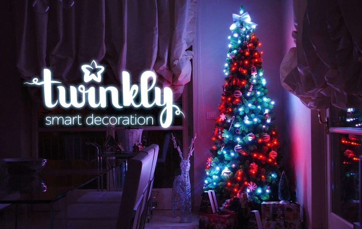 Twinkly LED Weihnachtsbeleuchtung und Weihnachtsfiguren