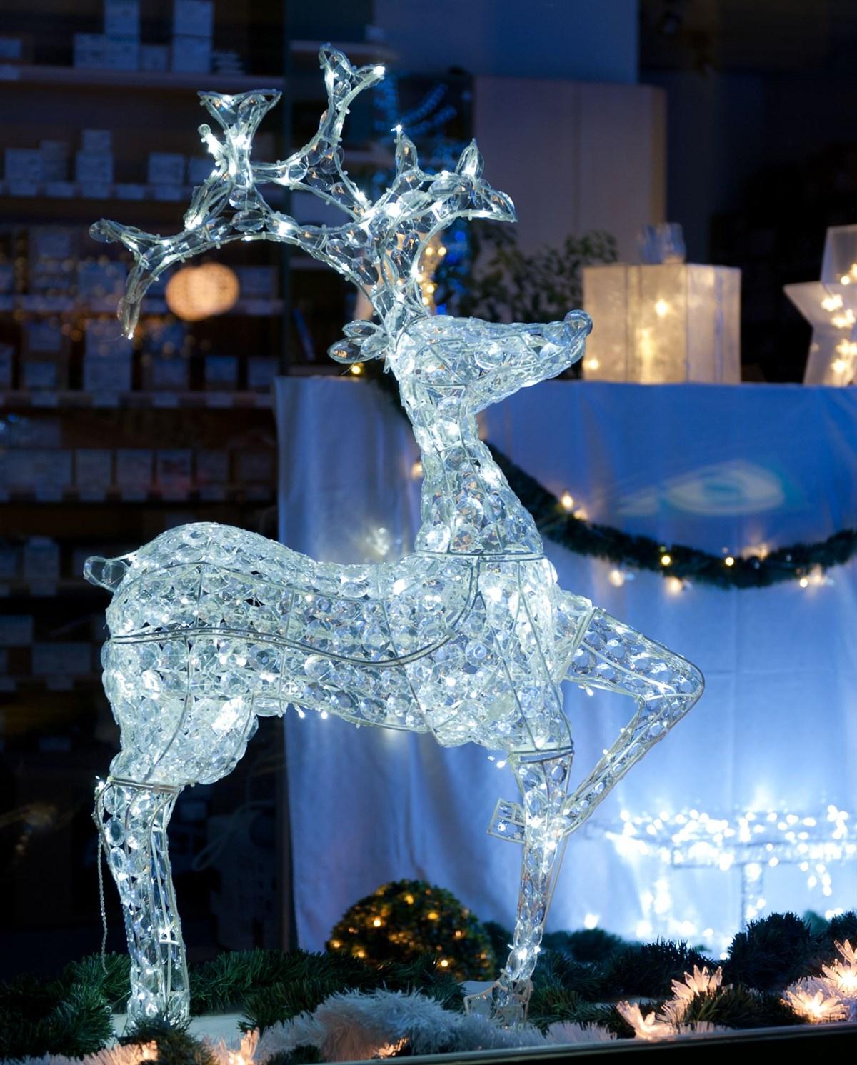LED Rentier von Leso für Ihre Weihnachtsdeko
