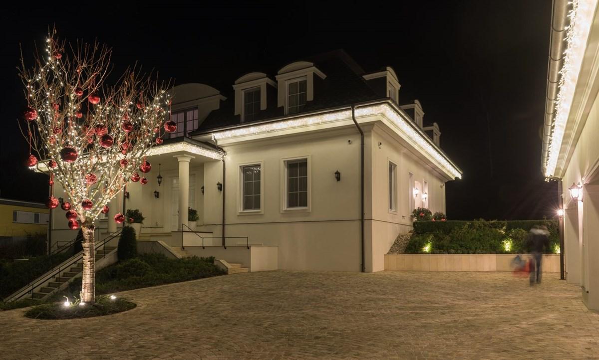 Stilvoll und elegant - Leso bietet die passende Weihnachtsbeleuchtung